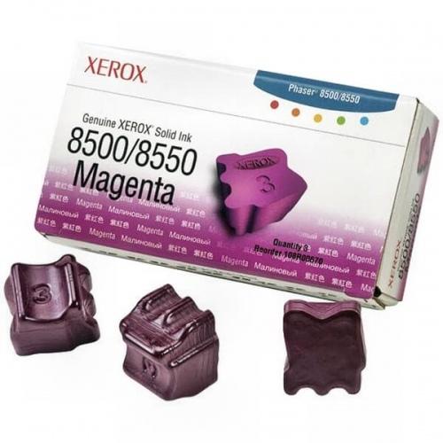Xerox Phaser 8500/8550/8560 ink cartridge, magenta