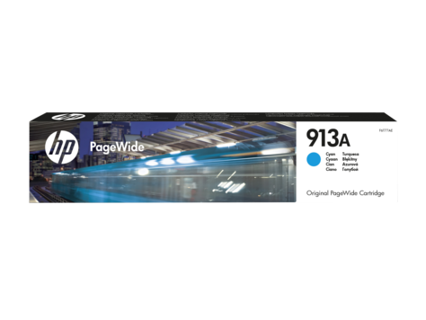 HP Ink No.913A Cyan (F6T77AE)